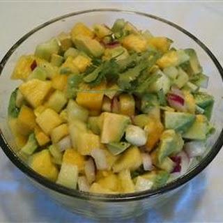 Avocado Cucumber Pineapple Recipes