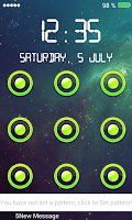 Screenshot of Pattern Screen Lock Free