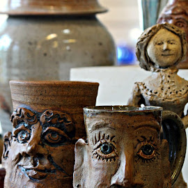 by Joy Woolf  Woodhall - Artistic Objects Cups, Plates & Utensils (  )
