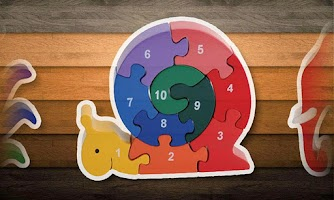 Screenshot of Smart Kids Puzzles