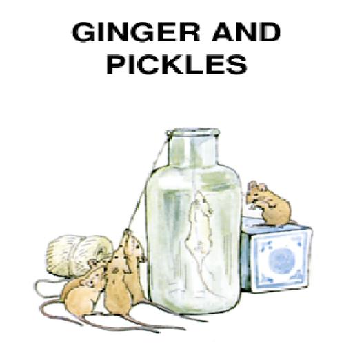 生薑和泡菜的故事 書籍 App LOGO-硬是要APP