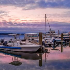 by Barry Porter - Transportation Boats ( beaufort )