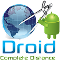 Droid Complete Distance icon