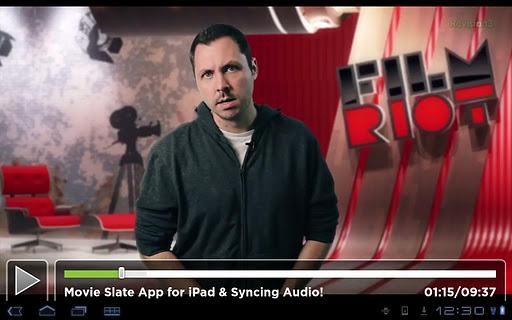 【免費媒體與影片App】Film Riot-APP點子