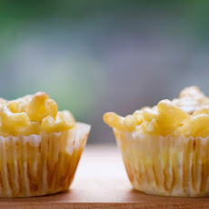 Macaroni and Cheese Cupcakes