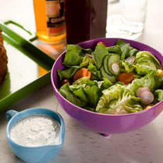 Elaine's Big Garden Salad Recipe