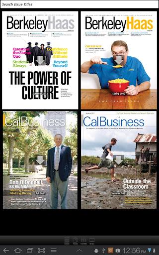 Berkeley - Haas Magazine
