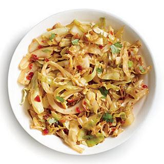 Cabbage Chili Garlic Recipes