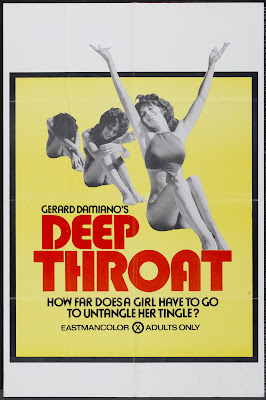 Deep Throat (1972, USA) movie poster