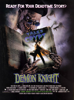 Demon Knight (Tales from the Crypt: Demon Knight) (1995, USA) movie poster