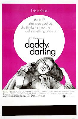 Daddy, Darling (1970, Denmark / USA) movie poster