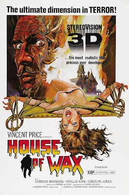 House of Wax (1953, USA) movie poster