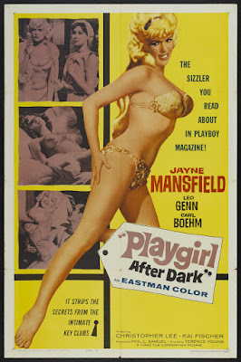 Too Hot to Handle (aka Playgirl After Dark) (1960, UK) movie poster
