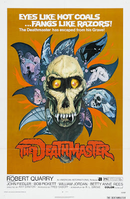 Deathmaster (1972, USA) movie poster
