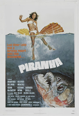 Piranha (1978, USA) movie poster