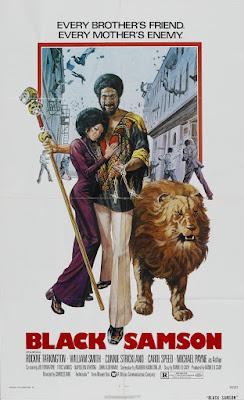 Black Samson (1974, USA) movie poster