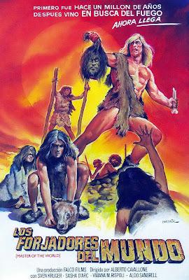 Master of the World (I Padroni del mondo) (1983, Italy) movie poster