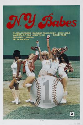 N.Y. Babes (1979, USA) movie poster