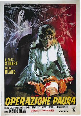 Kill Baby, Kill (Operazione paura / Operation Fear) (1966, Italy) movie poster