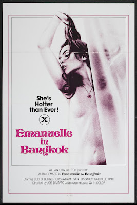 Emanuelle in Bangkok (Emanuelle nera: Orient reportage) (1976, Italy) movie poster
