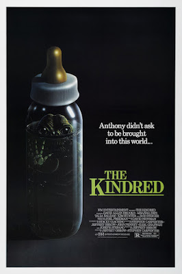The Kindred (1987, USA) movie poster