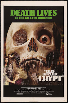 Tales from the Crypt (1972, UK / USA) movie poster