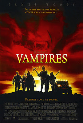 Vampires (1998, USA) movie poster