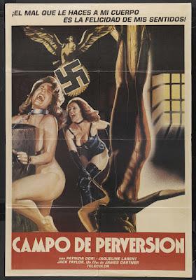 Nathalie: Escape from Hell (Nathalie rescapée de l'enfer, aka Nathalie, Fugitive from Hell) (1978, France) movie poster