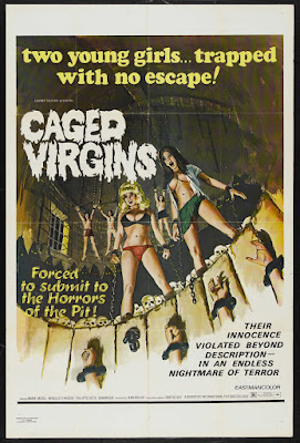 Requiem for a Vampire (Vierges et vampires / Virgins and Vampires, aka Caged Virgins) (1971, France) movie poster