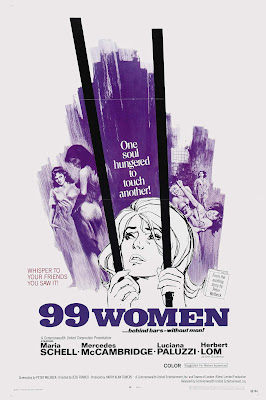 99 Women (Der Heiße Tod, aka Women's Penitentiary XII) (1969, Spain / Italy / Germany / UK)