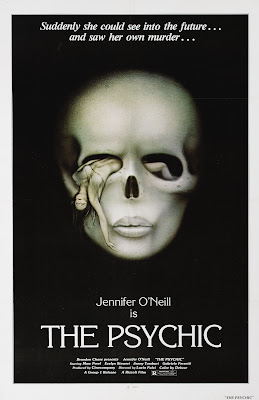 The Psychic (Sette note in nero / Seven Notes in Black) (1977, Italy) movie poster
