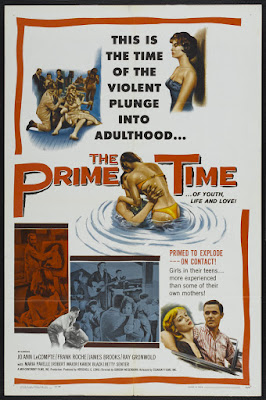 The Prime Time (1960, USA) movie poster