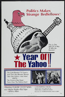 Year of the Yahoo! (1972, USA) movie poster