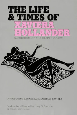 The Life and Times of the Happy Hooker (aka Life and Times of Xaviera Hollander) (1974, USA) movie poster