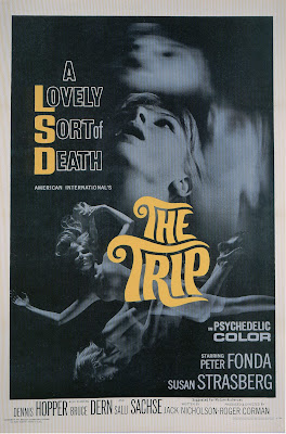 The Trip (1967, USA) movie poster