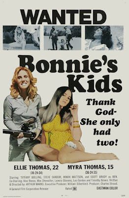 Bonnie's Kids (1973, USA) movie poster