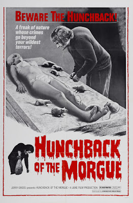 Hunchback of the Morgue (El Jorobado de la Morgue) (1973, Spain) movie poster