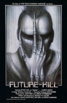 Future-Kill (1985, USA) movie poster