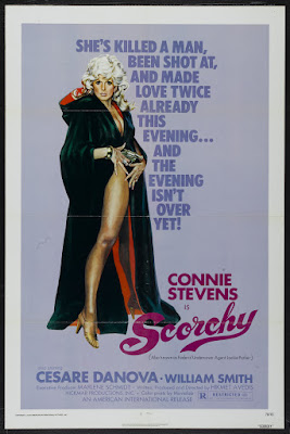 Scorchy (1976, USA) movie poster