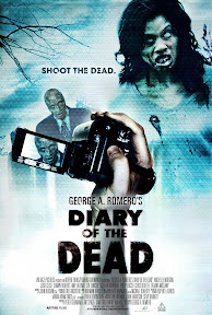 George A. Romero's Diary of the Dead (2007, USA) movie poster