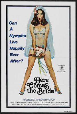Here Comes the Bride (1978, USA) movie poster