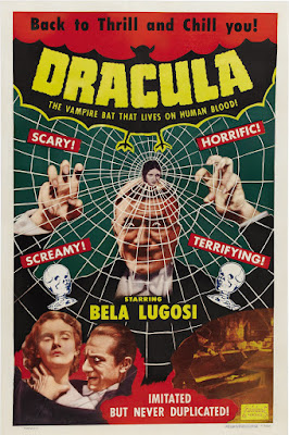Dracula (1931, USA) movie poster
