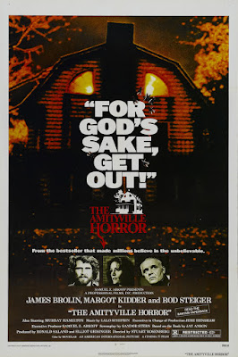The Amityville Horror (1979, USA) movie poster