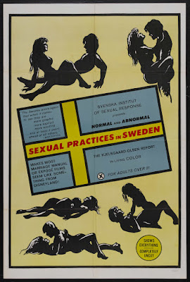 Sexual Practices in Sweden (1970, USA) movie poster