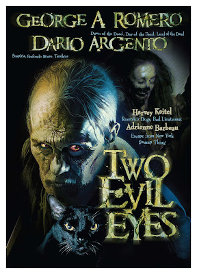 Two Evil Eyes (Due occhi diabolici) (1990, USA / Italy) movie poster