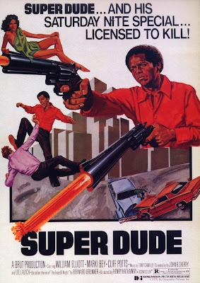 Super Dude (aka Hangup) (1974, USA) movie poster