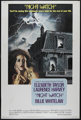 Night Watch (1973, UK) movie poster