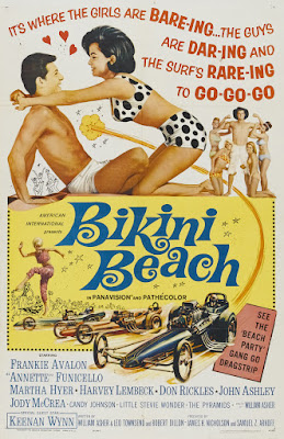 Bikini Beach (1964, USA) movie poster