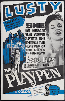 The Playpen (1967, USA) movie poster