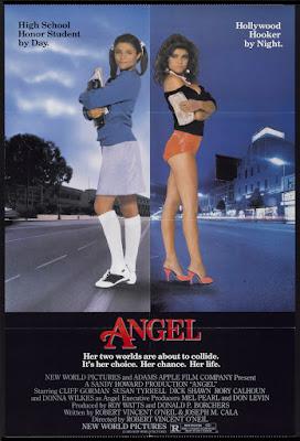 Angel (1984, USA) movie poster